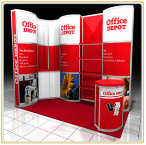 Aluminum Modular Octanorm Exhibition Booth Display Stand pictures & photos