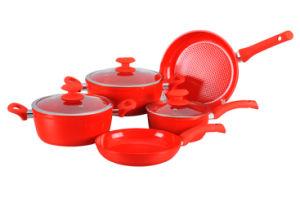 8PC Ceramic Cookware Set