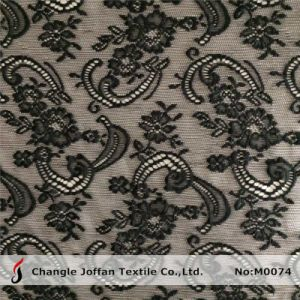 Textile Knitting Lace Fabric Wholesale (M0074) pictures & photos