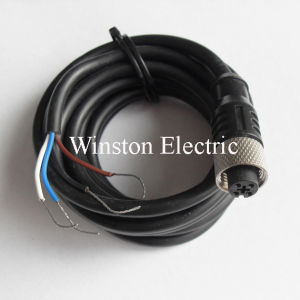 Cylinder Connector Type Inductance Proximity Sensor (Lm18) pictures & photos