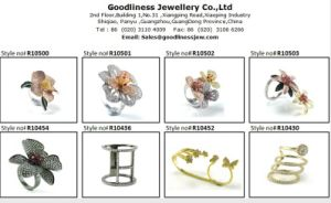 Best Products for Import Unique Jewelry 2017 Hot Ring (R10483) pictures & photos