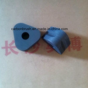 Customized Triangle Graphite Products for Crane/Industrial Equipment pictures & photos