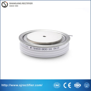 Phase Control Rectification Russian Type High Power Thyristor pictures & photos