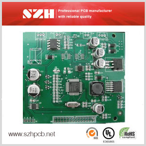 94V0 High Quality HDI Multi-Layer Rigid PCBA Board Assembly pictures & photos