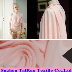 100% Poly Silk Chiffon for Lady Garment Fabric pictures & photos