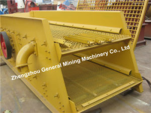 China Factory Cement Vibrating Screen Seive Machine pictures & photos
