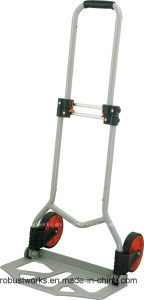 Telescopic Foldable Hand Trolley (HT070S) pictures & photos
