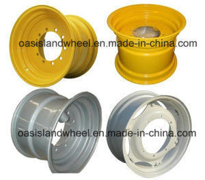 Agricultural Standard Trailer Wheels (9.00X15.3, 13.00X15.5, 16X17, 16.00X22.5) pictures & photos