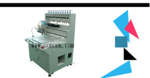 Liquid Soft PVC Clothes Label Making Machine pictures & photos
