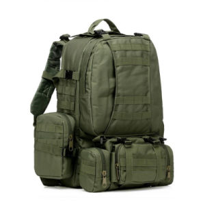 Quality 50L Backpacks Molle Assault Tactical Outdoor Military Rucksacks pictures & photos