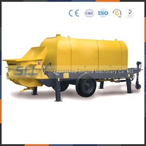 Concrete Mixer Diesel Drive Convey Concrete Manufacture Factory pictures & photos