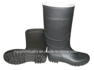 Wellington Type PVC Rain Boots 101bb pictures & photos
