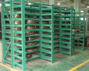 Stainless Steel Slid Storage Rack pictures & photos