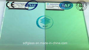 Dark Green Reflective Glass with CE, ISO (4 TO 10mm) pictures & photos