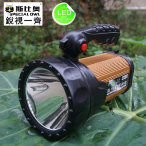 FL-12100, 2W/3W/5W, LED Flashlight/Torch, Rechargeable, Search, Portable Handheld, High Power, Explosion-Proof Search, CREE/Emergency Flashlight Light/Lamp pictures & photos