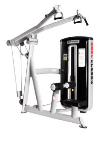 Lat Pulldown High Pully Machine Fitness Equipment BS-012 pictures & photos