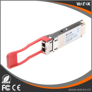 Cisco QSFP-40G-ER4 compatible High Speed 40Gigbit QSFP Active Transceiver Module 1310nm 40km for SMF pictures & photos