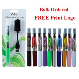 Wholesale EGO CE4 Vaporizer with Logo Print Free pictures & photos