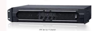 Dta6.4 Four Channel 600W SMPS Power Amplifier pictures & photos