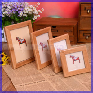 Zakka Fine Wooden Bamboo Horse M9173 Photo Frame Rahmen pictures & photos