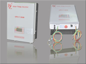 15kw 3 Phase Photovoltaic Pump Inverter with MPPT pictures & photos