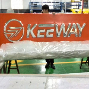 Outdoor Strong Huge Size Advertising Customized Iluminated Advertisement Signs pictures & photos