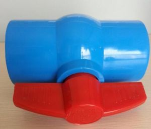 "1/2""-6"" High Quality PVC Valve Various Color Plastic Ball Valve pictures & photos"