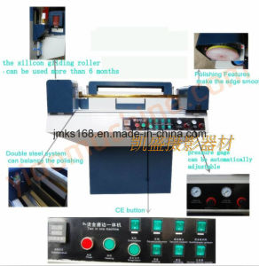 Edge Polishing and Gilding Machine pictures & photos
