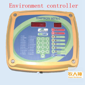 Customized Environment Controller Temptron 607 for Poultry House pictures & photos