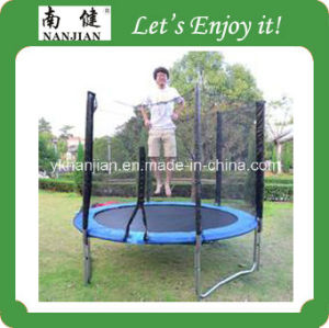 2014 Hot Sales 10ft Round Outdoor Trampoline Bed for Adult pictures & photos