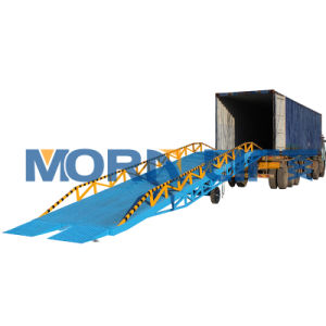 10t Mobile Loading Ramp with CE Certification pictures & photos