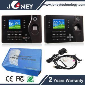 Biometric Fingerprint 125kHz Card Reader Time Attendance Clock TCP/IP USB pictures & photos