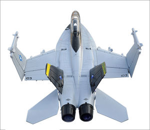 F18 EPS Foam Raw Material Jet RC Foam Planes pictures & photos
