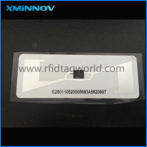 etc Anti-Tear Adhesive RFID Windshield Tag/Sticker for Cars/Vehicles