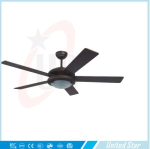 United Star 2015 52′′ Electric Decorative Ceiling Fan Dcf-201 pictures & photos