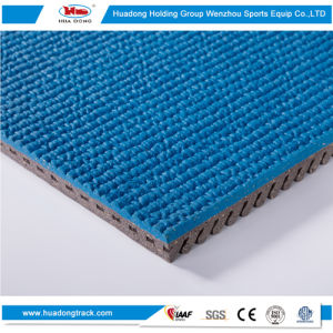 13mm Athletic Rubber Running Track Material Sports Flooring pictures & photos