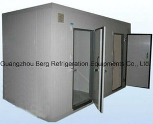 Double Temperature Cold Room, Half Freezer and Half Refrigerator Walk in Freezer pictures & photos