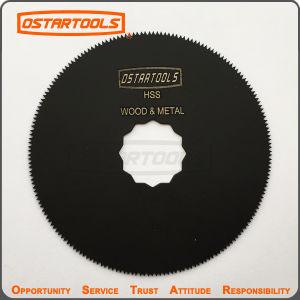 Circular Saw Blade Power Tool Oscillating Tool Saw Blade pictures & photos