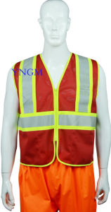 High Visibility Safety Clothes/ Reflective Vest pictures & photos