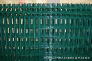 Electric Galvanized Welded Wire Mesh Garden Fence pictures & photos