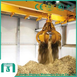 Grab Crane- Applied in Waste to Energy Plant pictures & photos