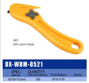 Plastic Film Cutter Knife pictures & photos