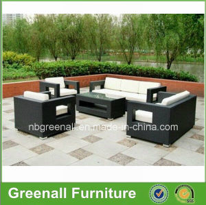 Modern Outdoor Synthetic Rattan Furniture pictures & photos