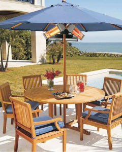 Outdoor Restaurant Infrared Heater Radiant Heater pictures & photos