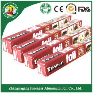Aluminum Foil Roll Food Wrapping pictures & photos