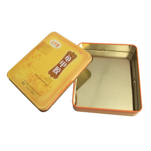 Rectangle Metal Tin Container Tin Box Canning Food Wholesale pictures & photos