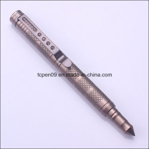 Solid Tactical Pen for Writing and Self-Defense Tc-T002