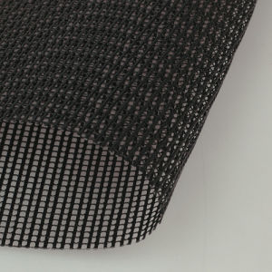 Windscreen PVC Mesh for Curtain Shade pictures & photos