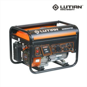Lutian Silent Type 2.5kw Gasoline Generator with 6.5HP Engine pictures & photos