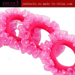 2017 Hot Sale Lace Elastic Hair Bands for Girls pictures & photos